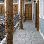 Гостиница Минзифа Бухара 1