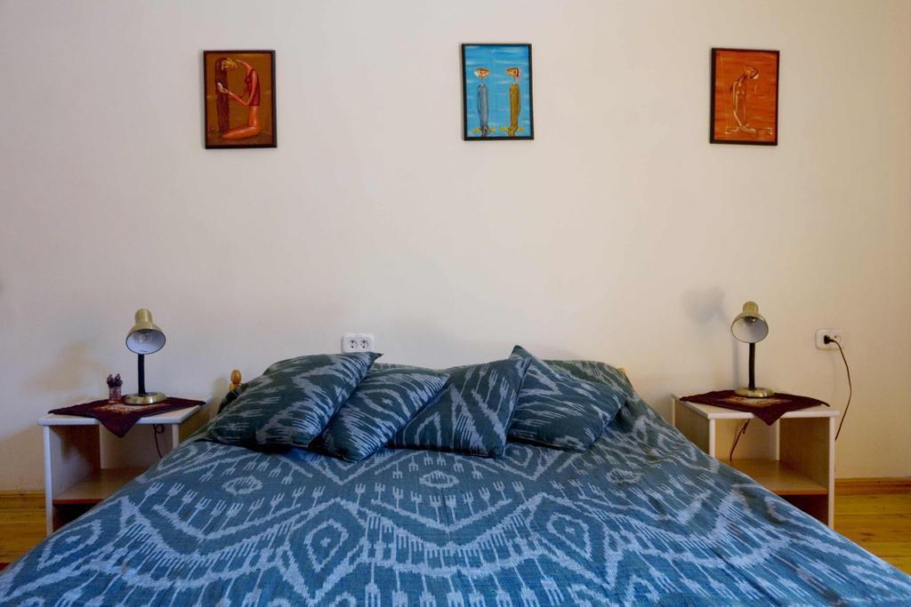 Гостиница Минзифа Бухара дабл 1