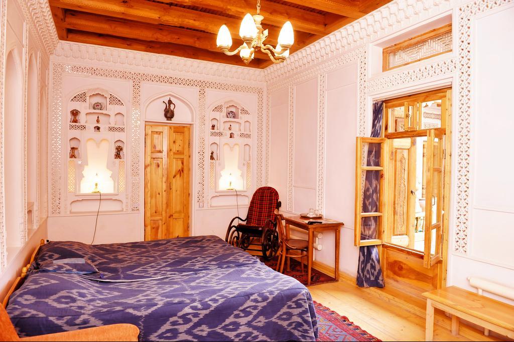 Гостиница Минзифа Бухара дабл 4