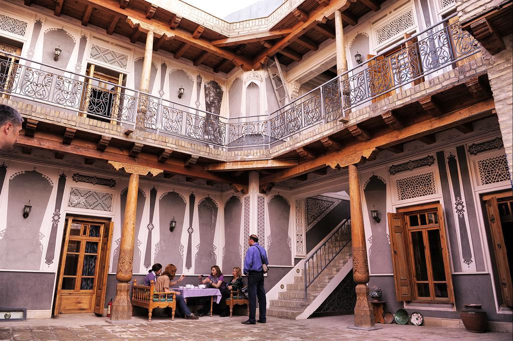 Гостиница Минзифа Бухара твин 3