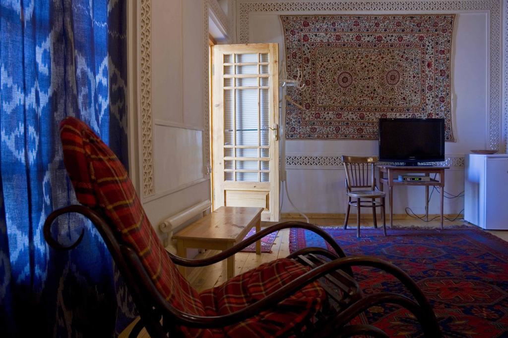 Гостиница Минзифа Бухара твин 2