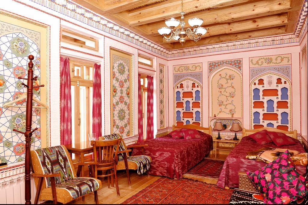 Гостиница Минзифа Бухара твин 4