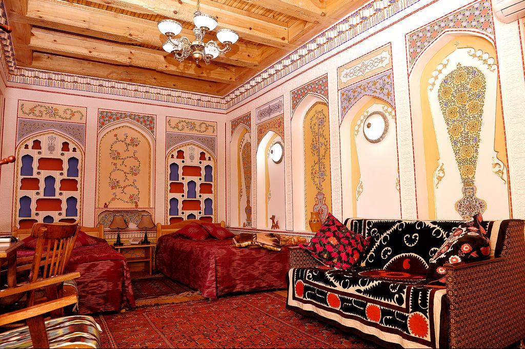 Гостиница Минзифа Бухара твин 5