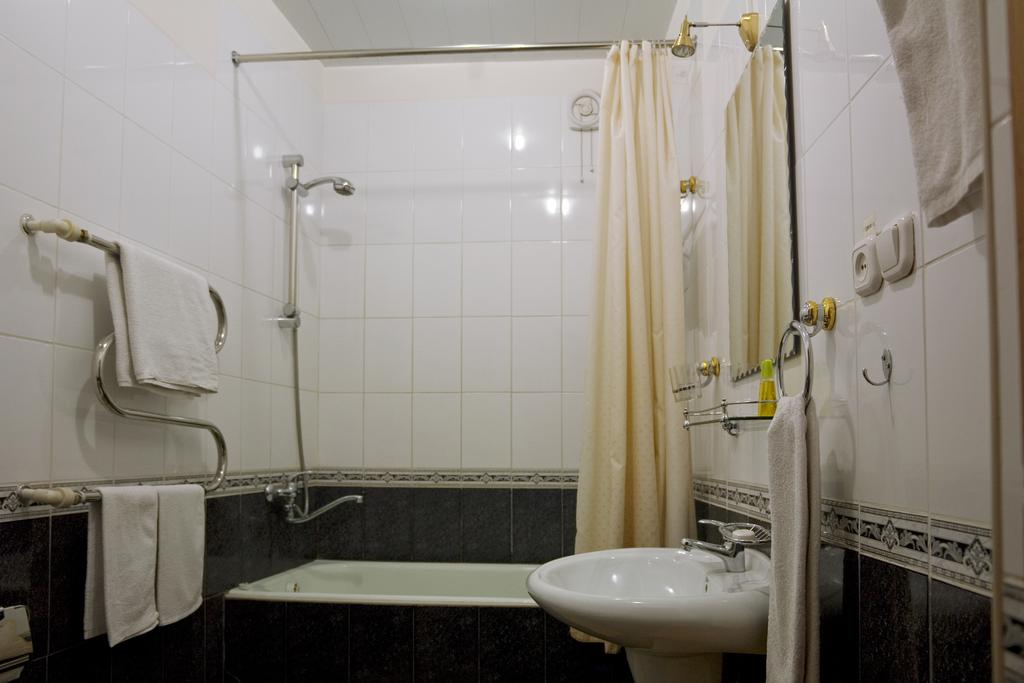 Гостиница Минзифа Бухара ванная 2