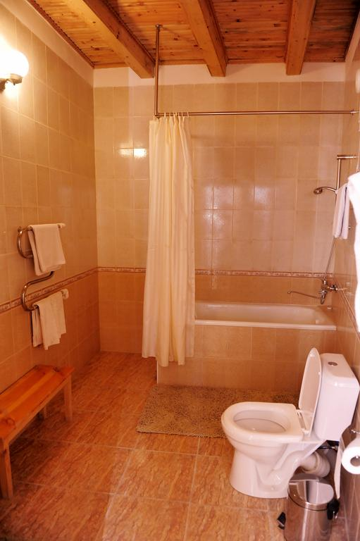 Гостиница Минзифа Бухара ванная 4
