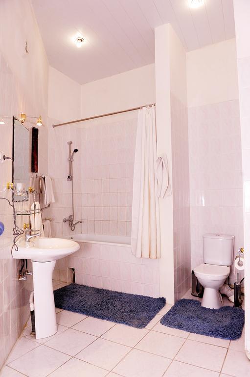 Гостиница Минзифа Бухара ванная 5