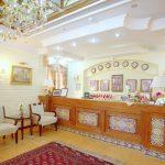 Гостиница Гранд Самарканд Супериор ресепшн 2