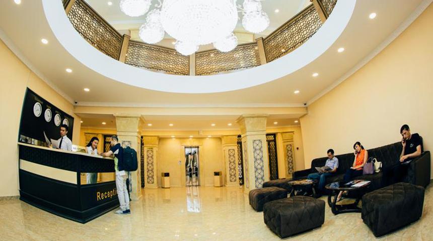 Гостиница Бек Самарканд холл