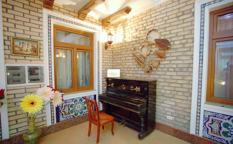 Гостиница Гранд Самарканд Супериор 2