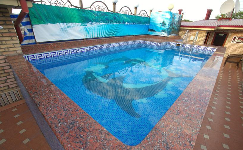 Гостиница Гранд Самарканд Супериор басейн