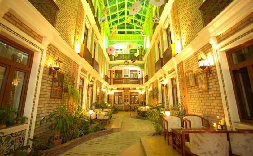 Гостиница Гранд Самарканд Супериор двор