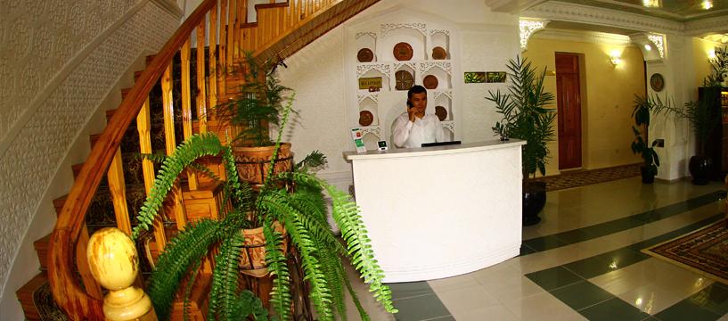 Гостиница Караван Сарай Самарканд холл