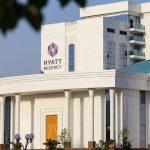 Гостиница Хаят Реженси Ташкент 1