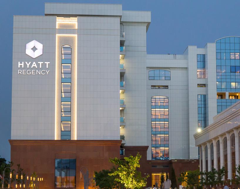 Гостиница Хаят Реженси Ташкент 4