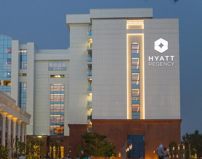 Гостиница Хаят Реженси Ташкент