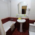 Гостиница Азия Самарканд ванная 1