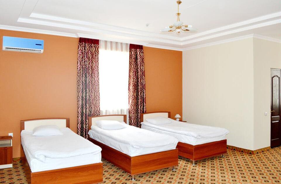 Гостиница Аркончи Хива трипл 1