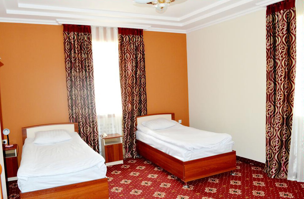 Гостиница Аркончи Хива твин 2
