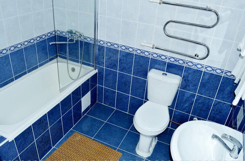 Гостиница Аркончи Хива ванная 1
