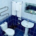 Гостиница Аркончи Хива ванная 2