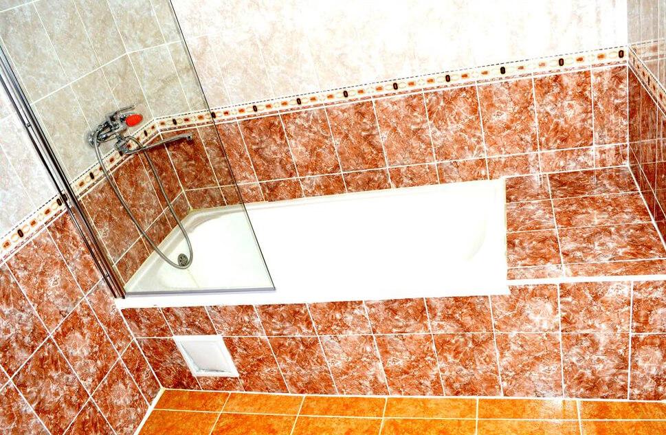 Гостиница Аркончи Хива ванная 4