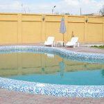 Гостиница Азия Бухара басейн