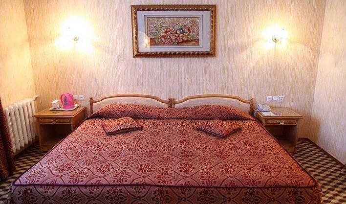 Гостиница Азия Бухара дабл 4