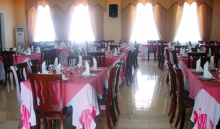Гостиница Азия Бухара ресторан 2