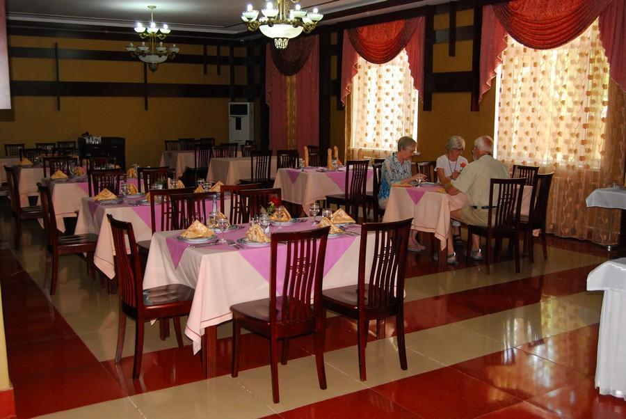 Гостиница Азия Самарканд ресторан 1