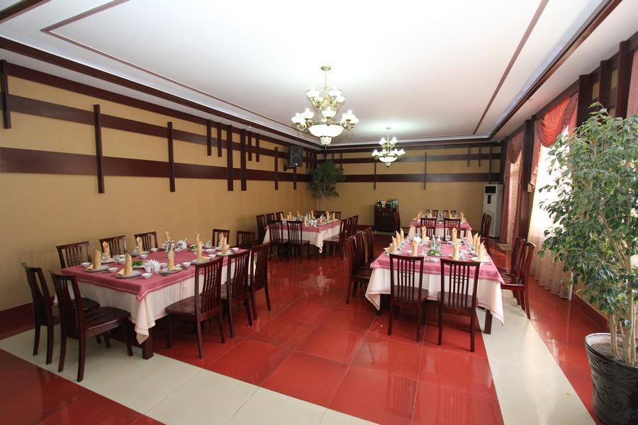 Гостиница Азия Самарканд ресторан 3