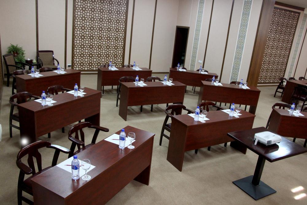 Гостиница Азия Ташкент конференционный зал 6