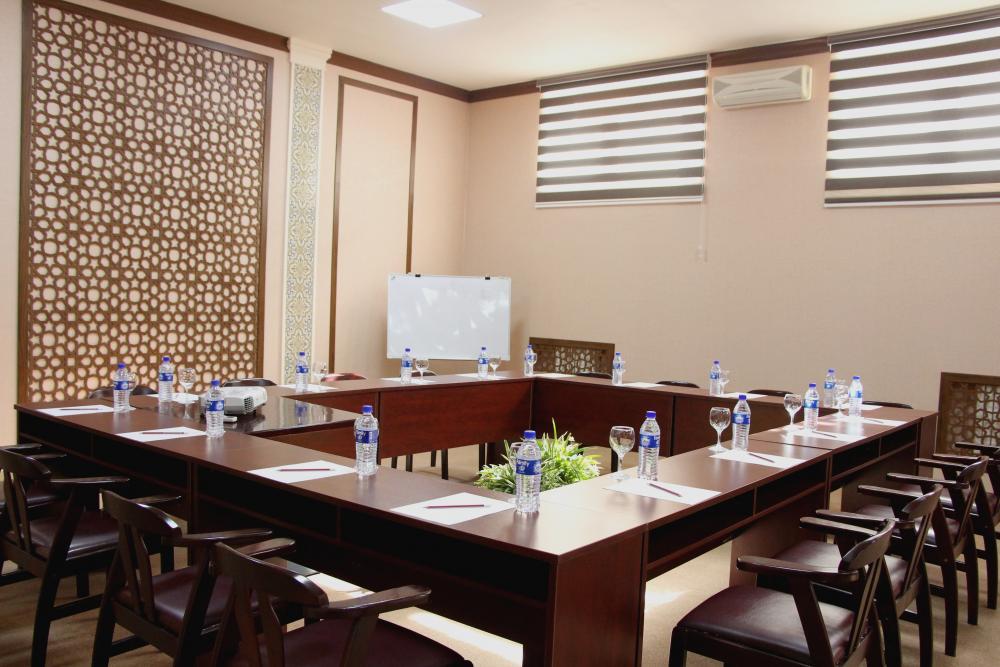 Гостиница Азия Ташкент конференционный зал 8