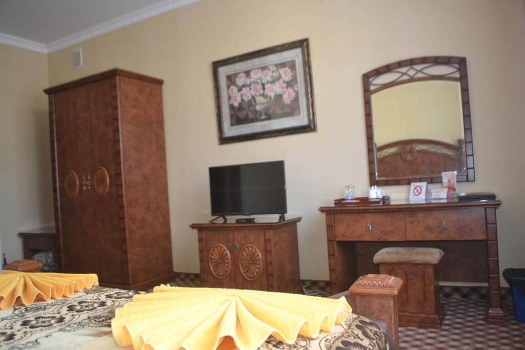 Гостиница Азия Хива дабл 4