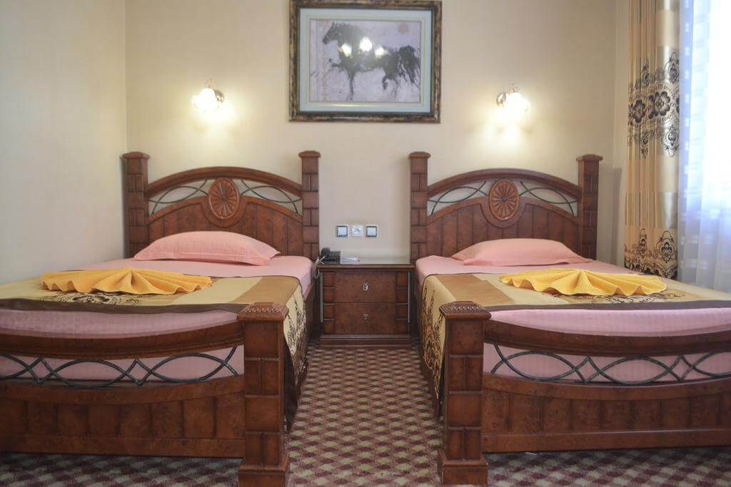 Гостиница Азия Хива твин 3