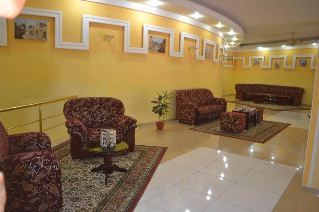 Гостиница Азия Хива холл 1