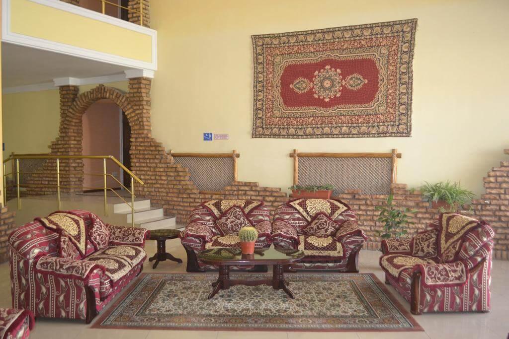 Гостиница Азия Хива холл 2