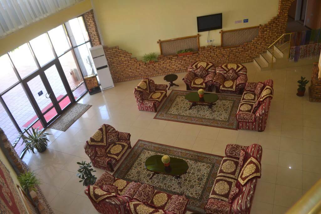 Гостиница Азия Хива холл 3