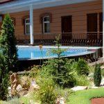 Гостиница Бек Ташкент бассейн 1