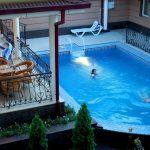 Гостиница Бек Ташкент бассейн 2