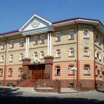 Гостиница Бек Ташкент фасад 1