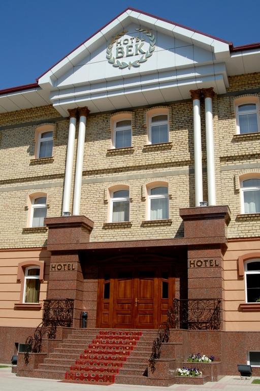 Гостиница Бек Ташкент фасад 2