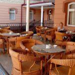 Гостиница Бек Ташкент ресторан 1