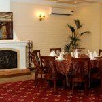 Гостиница Бек Ташкент ресторан 2