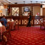 Гостиница Бек Ташкент ресторан 3