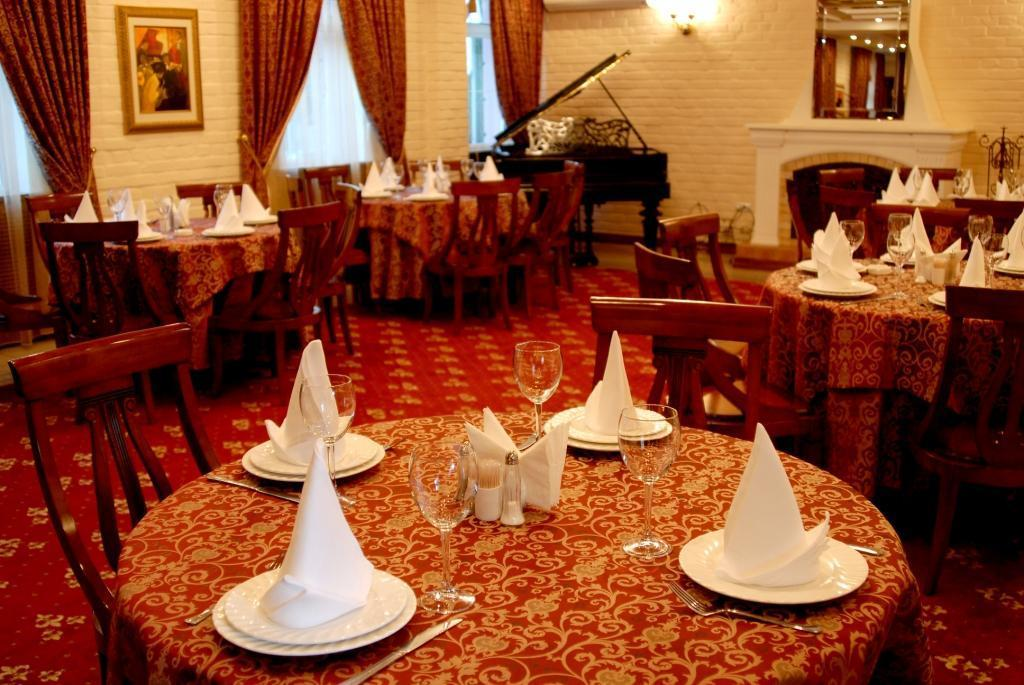 Гостиница Бек Ташкент ресторан 4