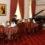 Гостиница Бек Ташкент ресторан 6