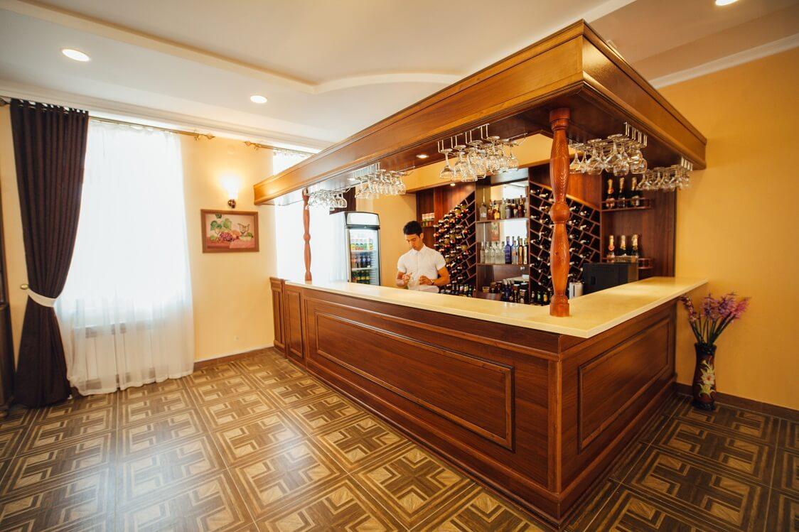 Гостиница Бек Хива бар 1