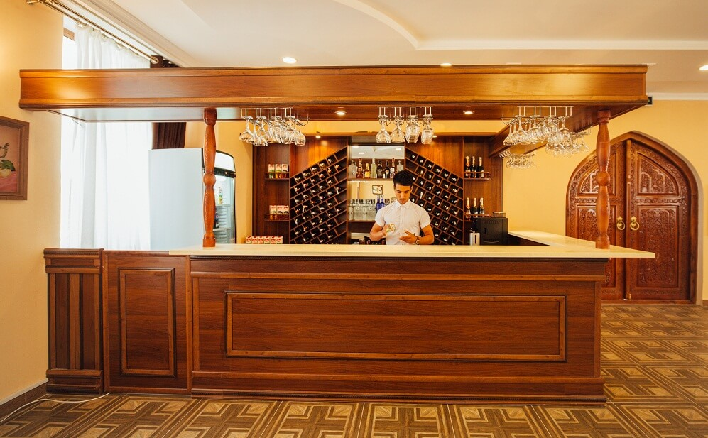 Гостиница Бек Хива бар 2