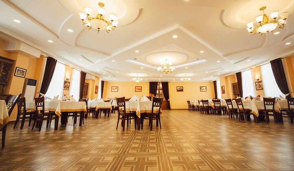 Гостиница Бек Хива ресторан 1