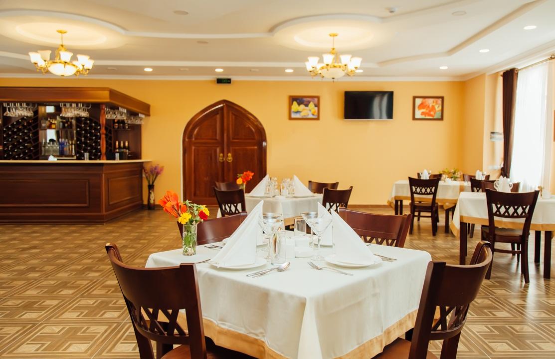 Гостиница Бек Хива ресторан 10